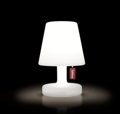 Contemporary Cordless Table Lamp by 'FATBOY' - outdoor use