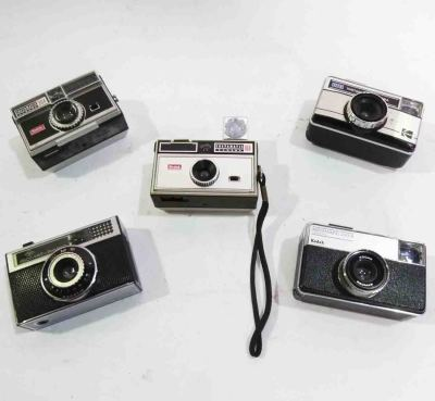 Retro Pocket Cameras