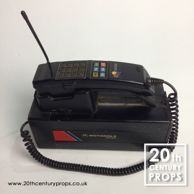 1980's Motorola 4500x mobile phone