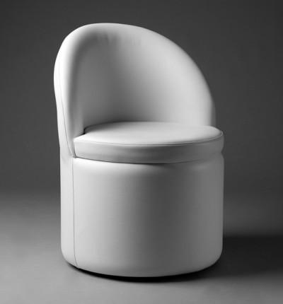 Melody chair - White