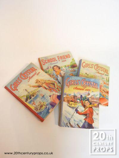 1950's vintage children's books