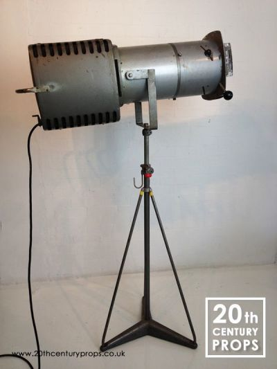 Large theatre spotlight by Strand