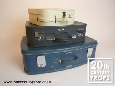 Retro travel cases