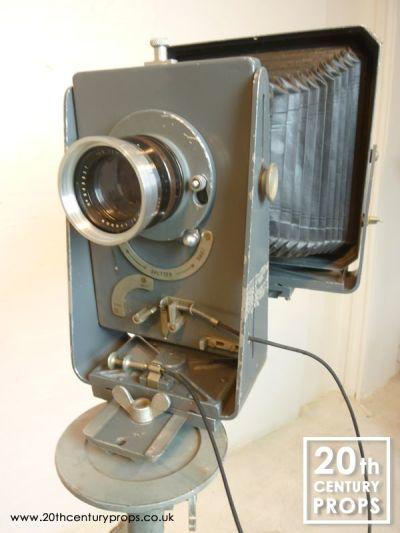 Military spec plate camera