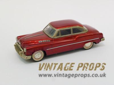 Vintage 1950's toy car
