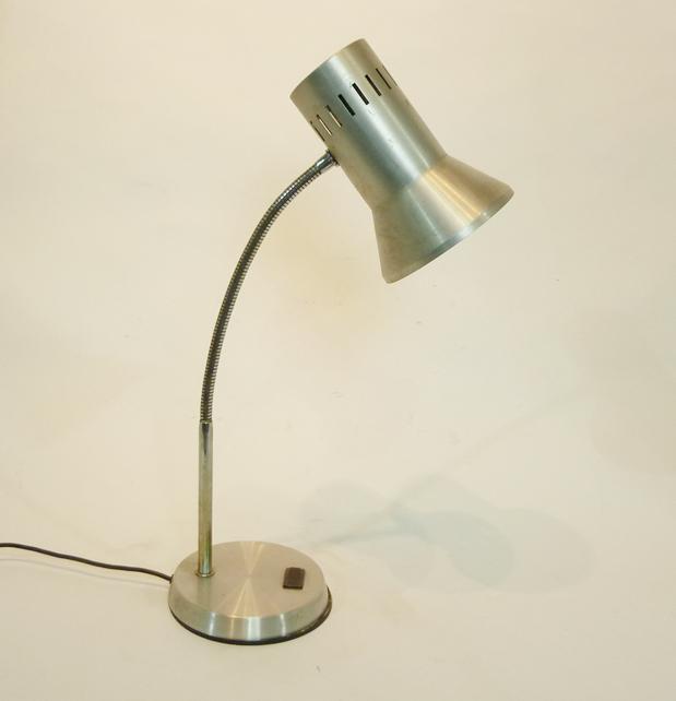 Wimbledon Stadium Lights: Industrial Desk Lamp