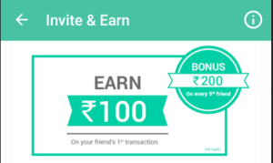 chillr invite and earn offer