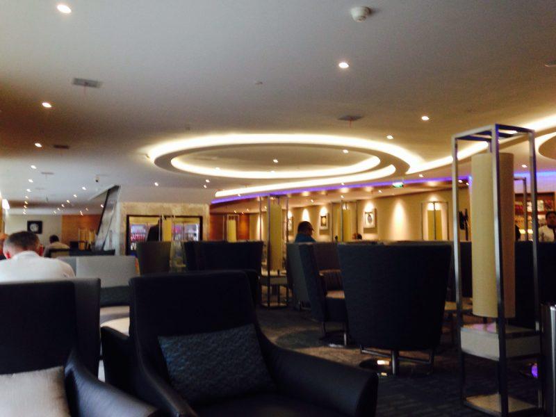 No. 71 Air China Business Class Lounge at PVG | LoungeBuddy