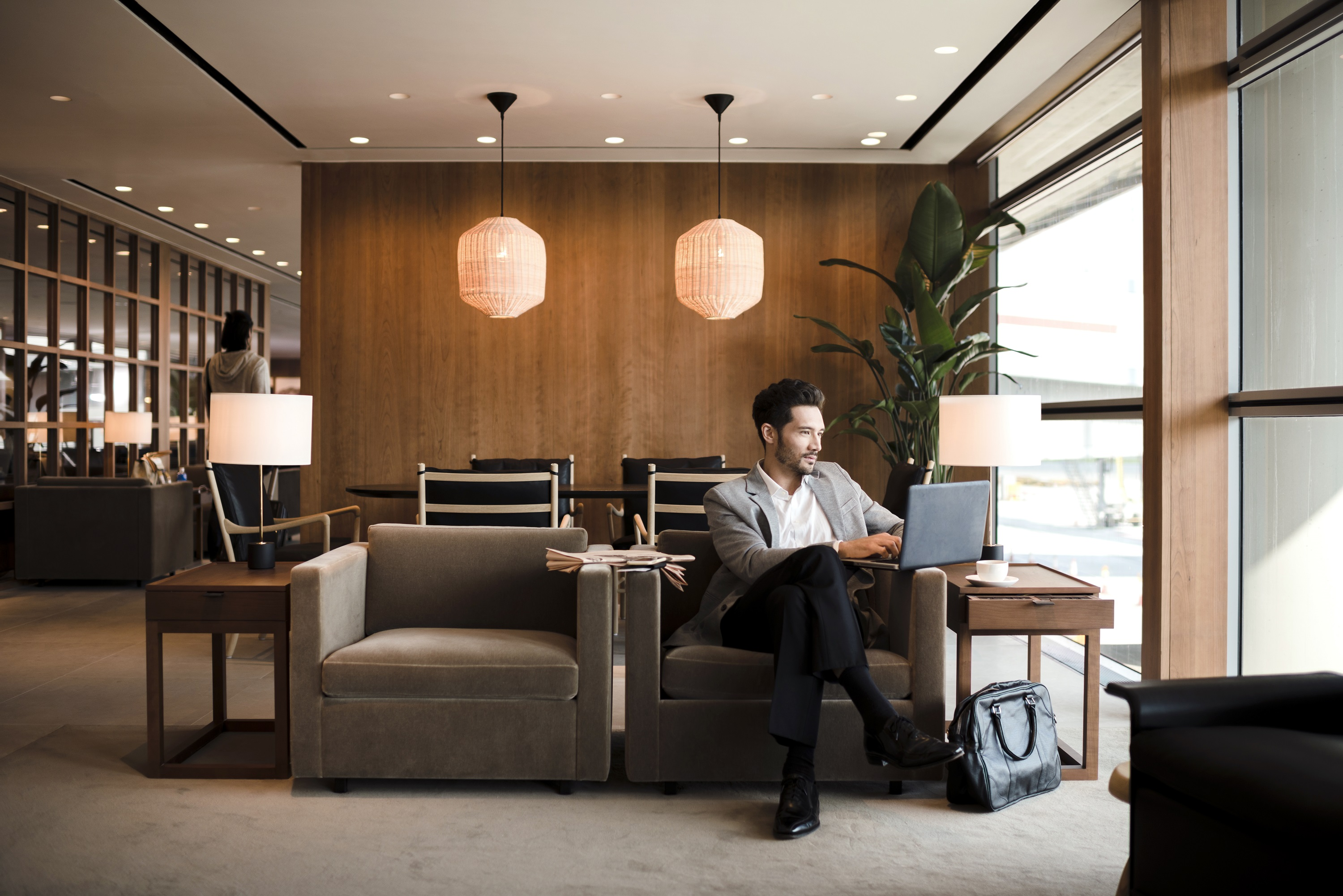 Cathay Pacific's The Pier Business Class Lounge: An Inside Look-post-image