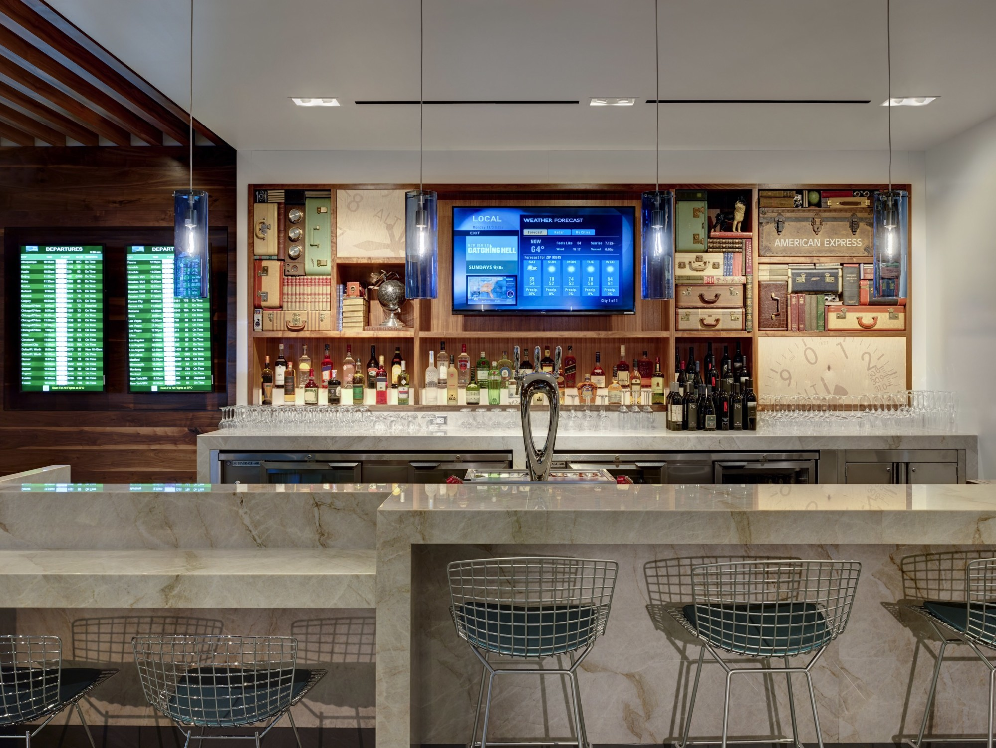 The American Express Centurion Lounge SFO: An Inside Look-post-image