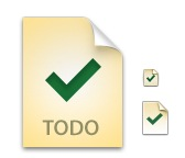 todo file type icon