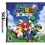 Super Mario 64 DS DS Game
