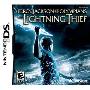 Percy Jackson & the Olympians: The Lightning Thief DS Game