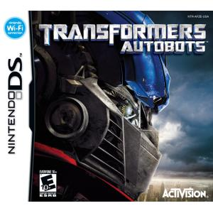 Transformers Autobot DS Game