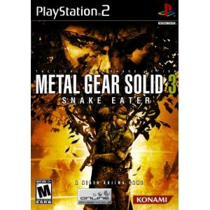 Metal Gear Solid 3 Snake Eater