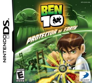 Ben 10 Protector of Earth DS Game