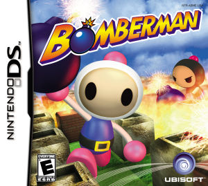 Bomberman DS Game