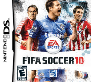 FIFA Soccer 10 DS Game