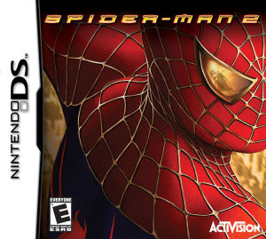 Spiderman 2 DS Game