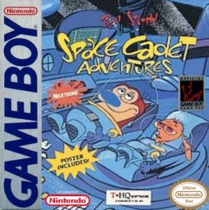 Ren and Stimpy: Space Cadets