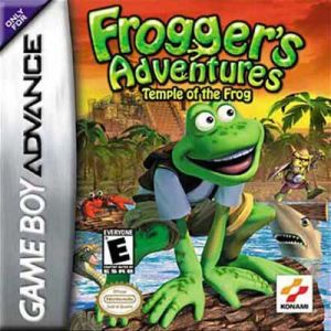 Froggers Adventures Temple of Frog