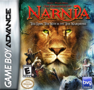 Chronicles of Narnia Lion Witch and the Wardrobe