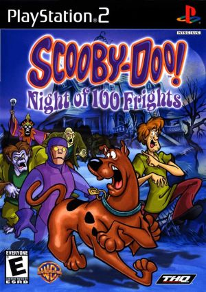 Scooby Doo Night of 100 Frights