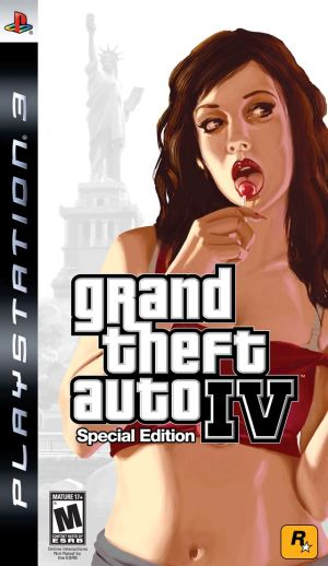 Grand Theft Auto IV Special Edition