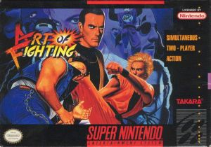 Art of Fighting