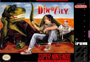 Image result for dinocity snes