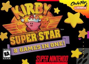 Kirby's Super Star