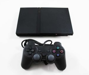 Slim Sony Playstation 2 System!
