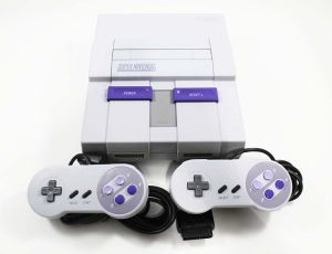 Original Super Nintendo System in Great Condition