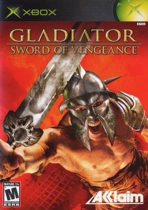 Gladiator Sword of Vengeance