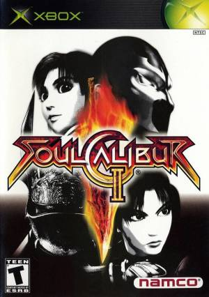 Soul Calibur 2 II