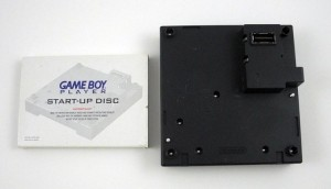 Gameboy Player w/ Startup Disc