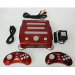 RetroN 3 Red System - Plays NES, SNES, and Genesis Games!