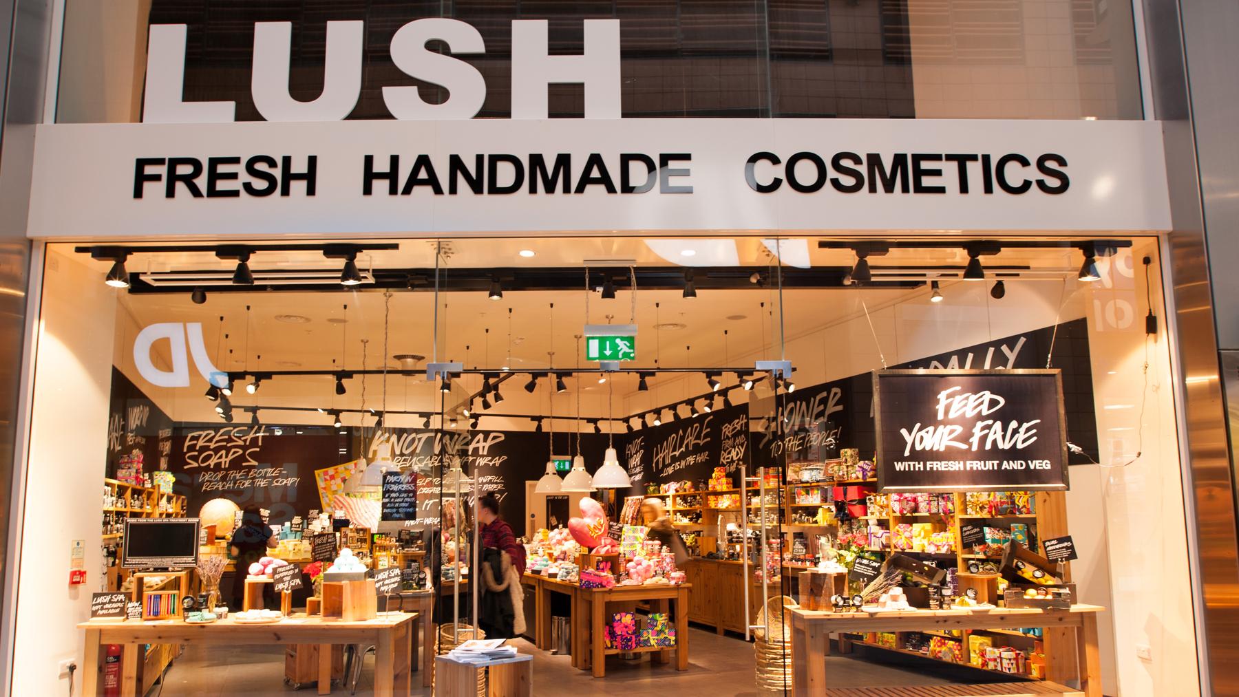 Livingston Lush Fresh Handmade Cosmetics Uk
