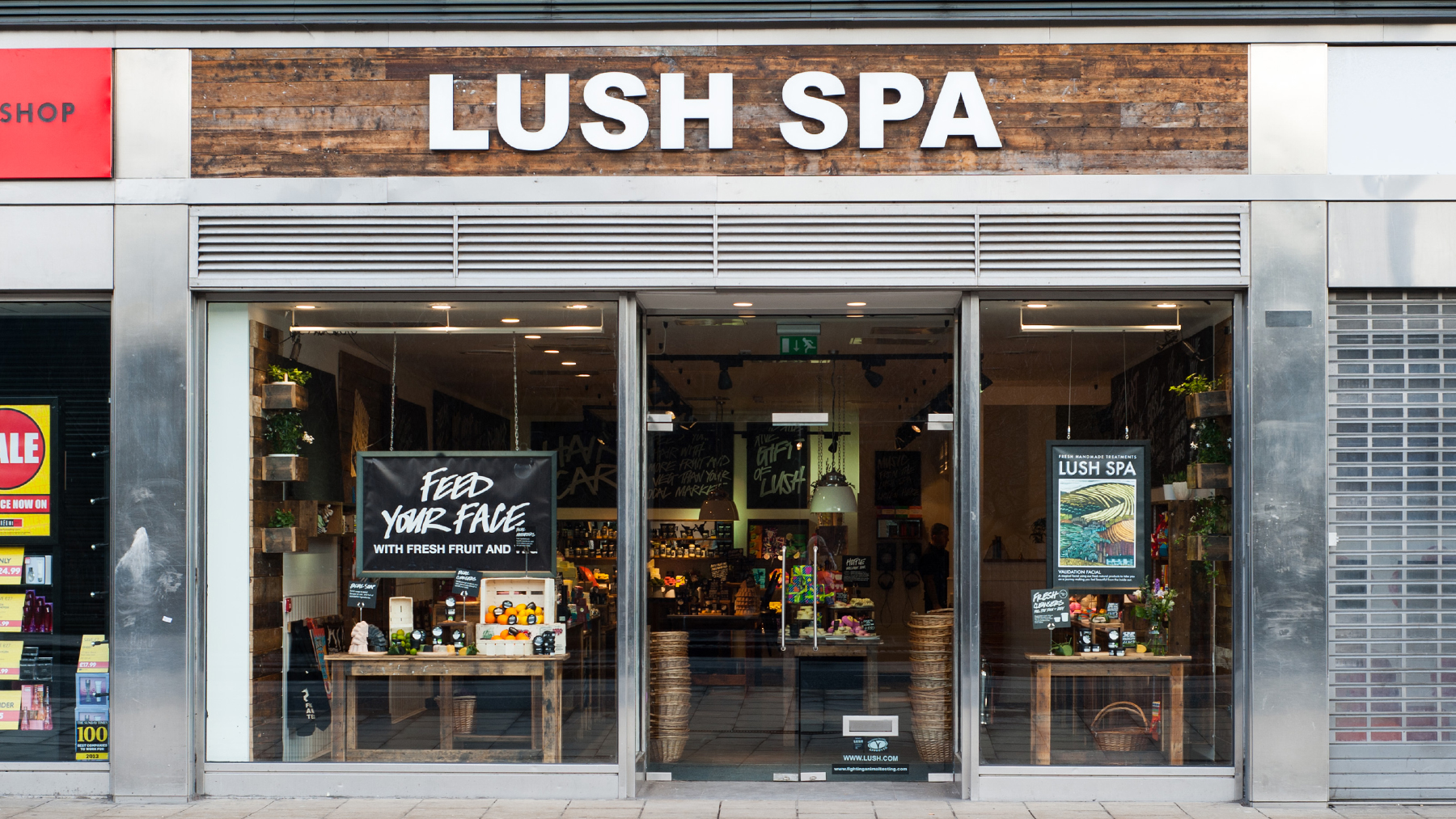Image result for lush spa princess st