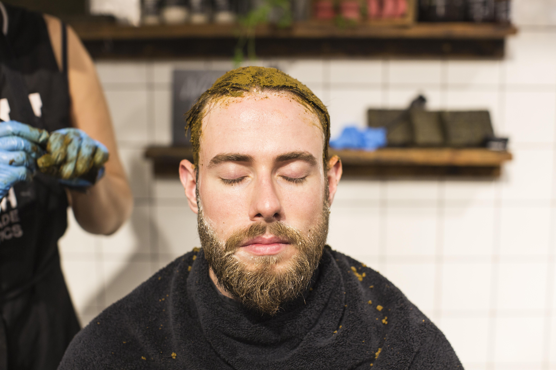Haare farben mit henna von lush