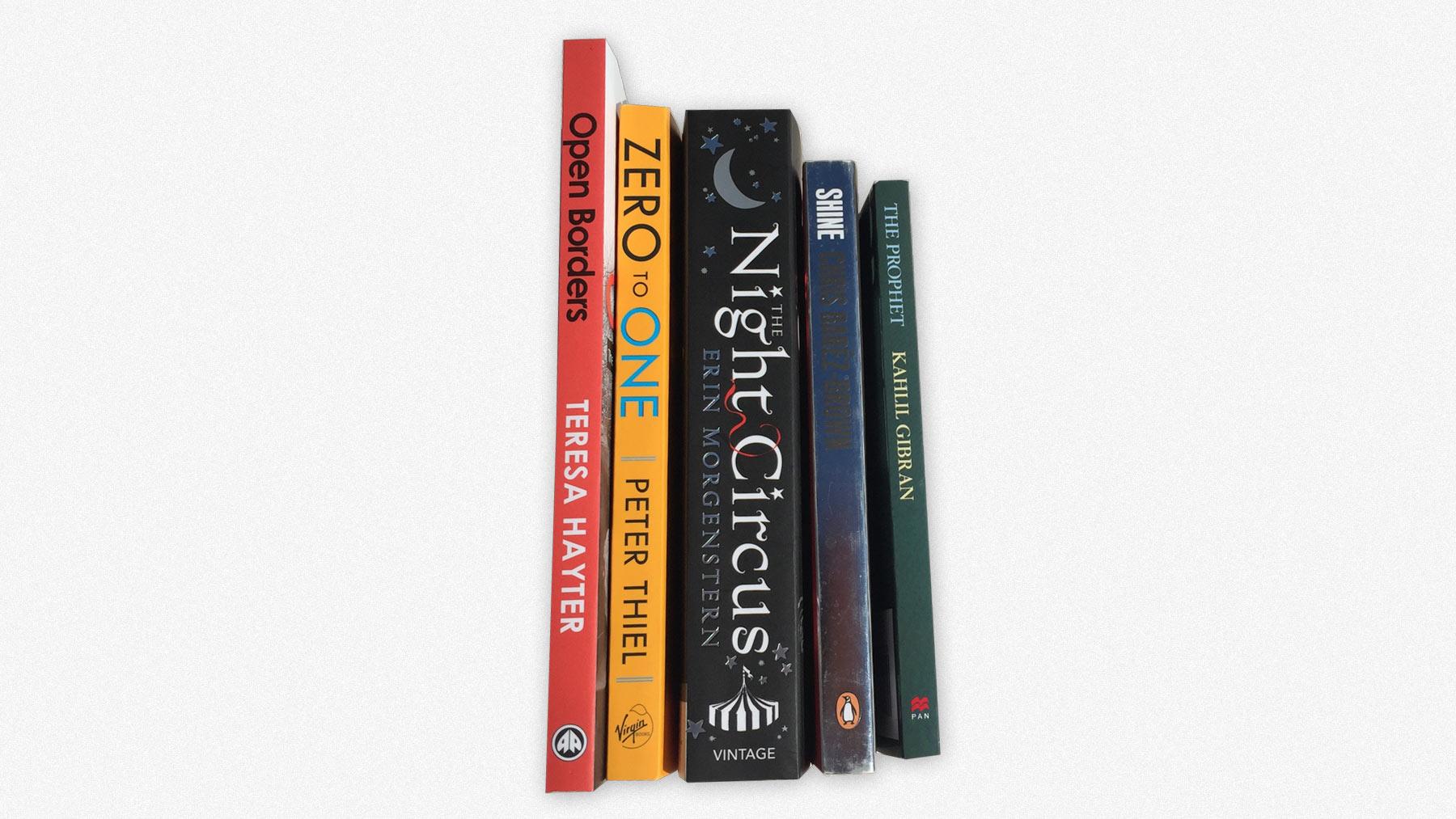 The Lush Library: The Reading List - Lush Fresh Handmade Cosmetics UK