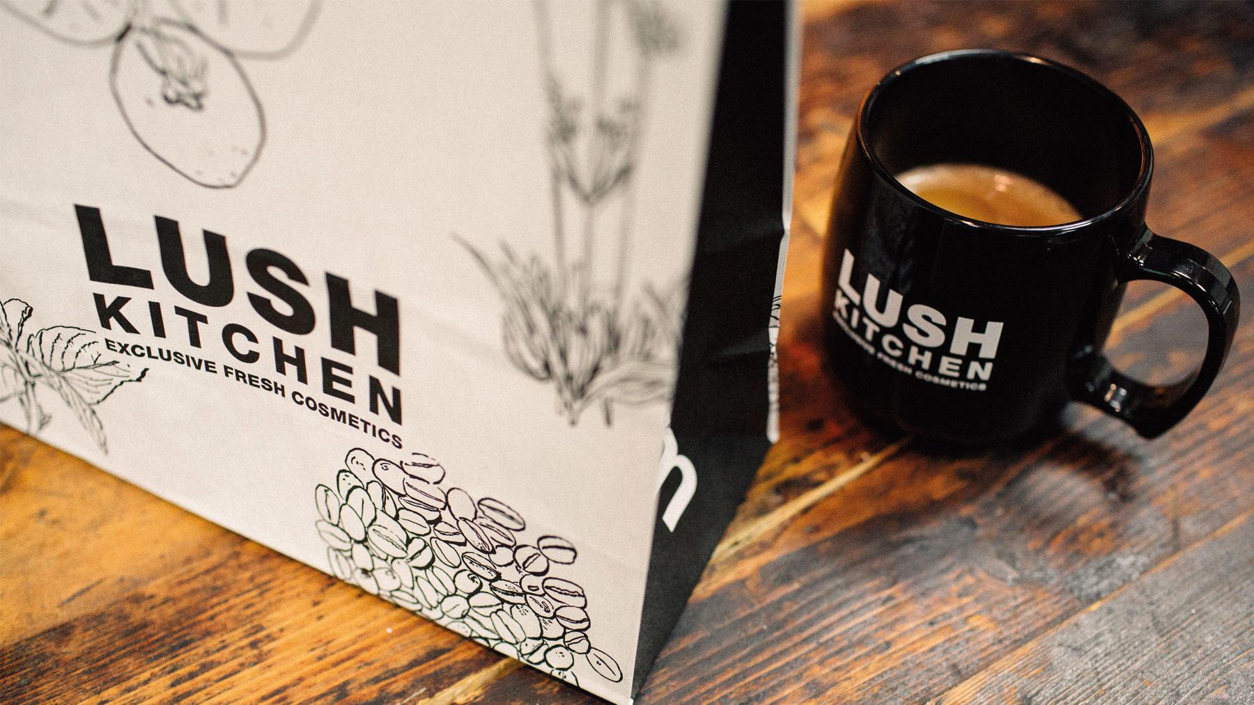 Produits Frais De Notre Lush Kitchen