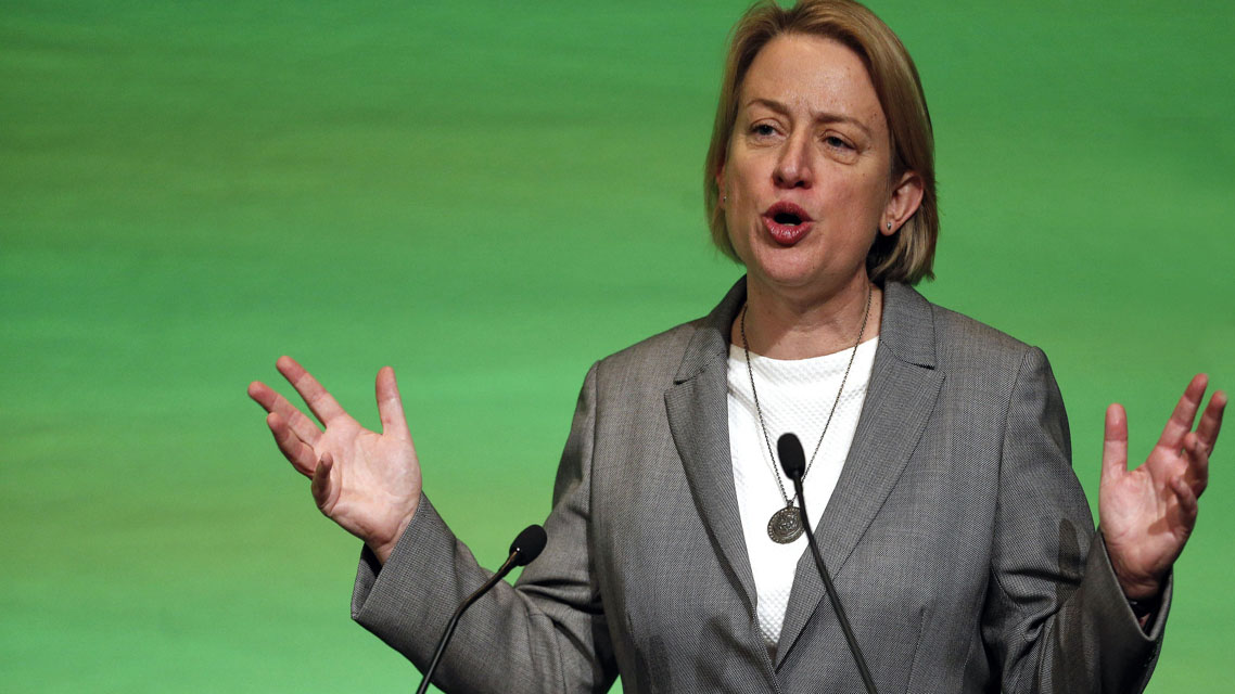 Natalie Bennett | The Green Party and electoral reform