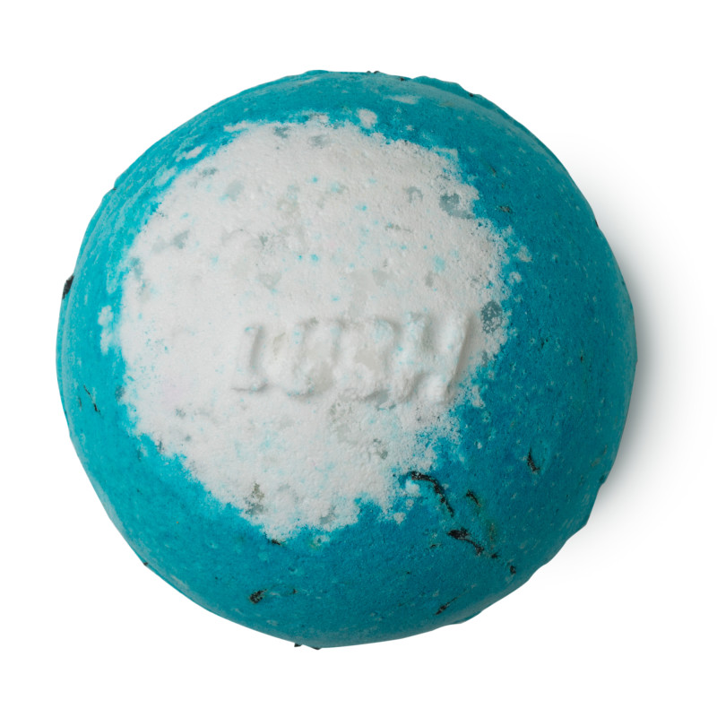 Big Blue Bath Bombs Lush Cosmetics NZ