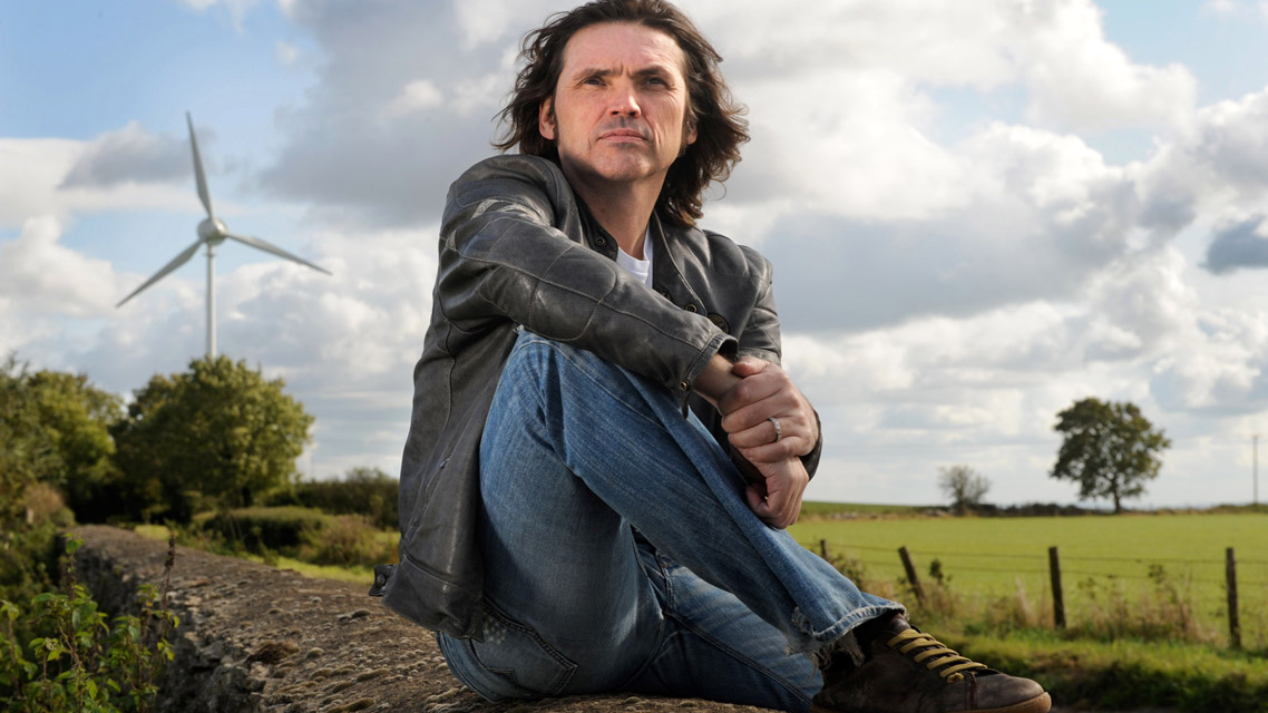 Dale Vince | Ecotricity, alternative energy, and veganism