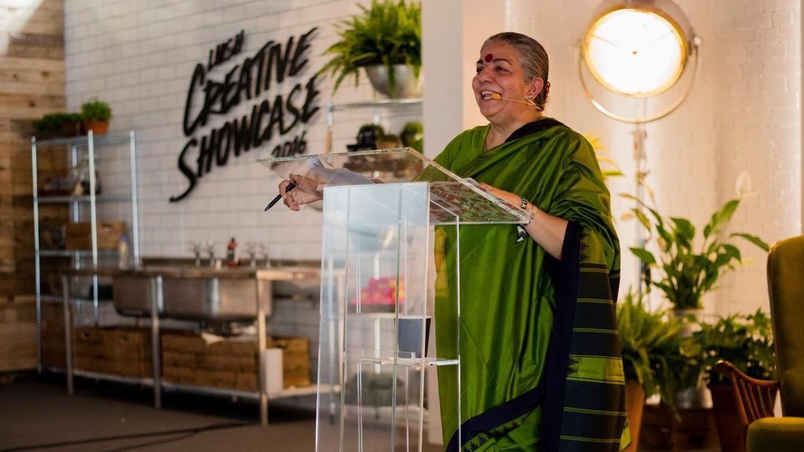 Environmental Activism | Dr Vandana Shiva