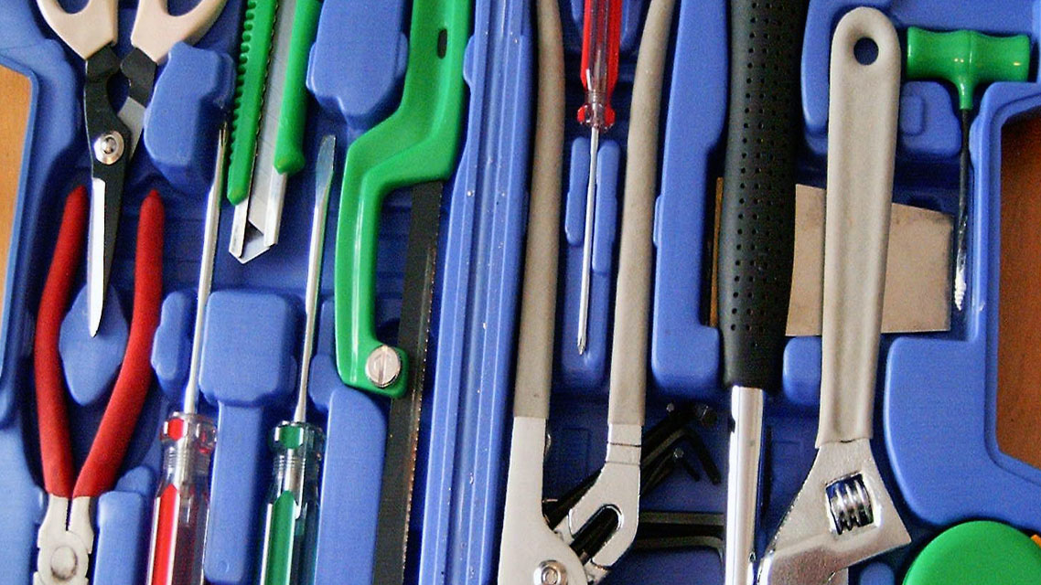 Travelling Toolbox | Green Tech and Mobile Workshops