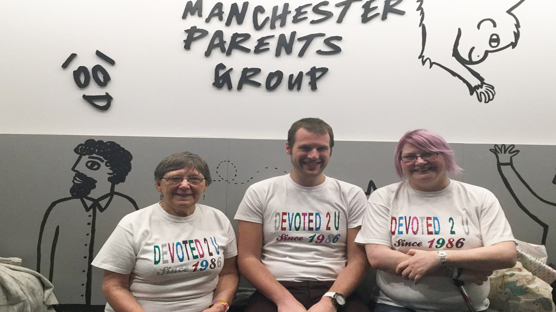 Acceptance of Sexuality | Manchester Parents Group