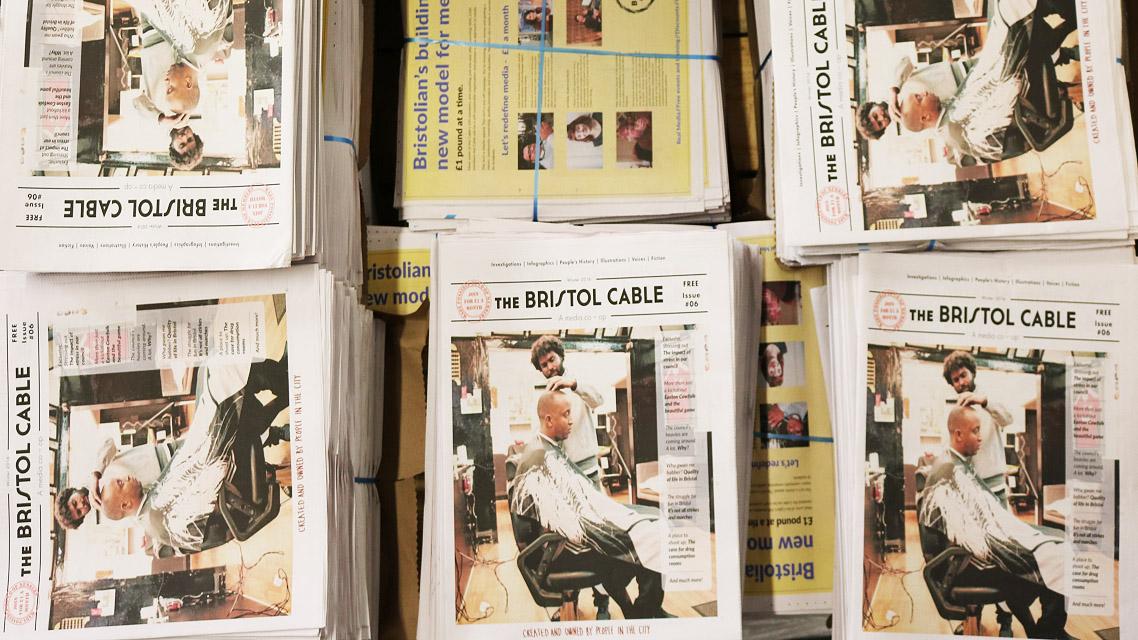 Bristol's Media Co-operative | The Bristol Cable