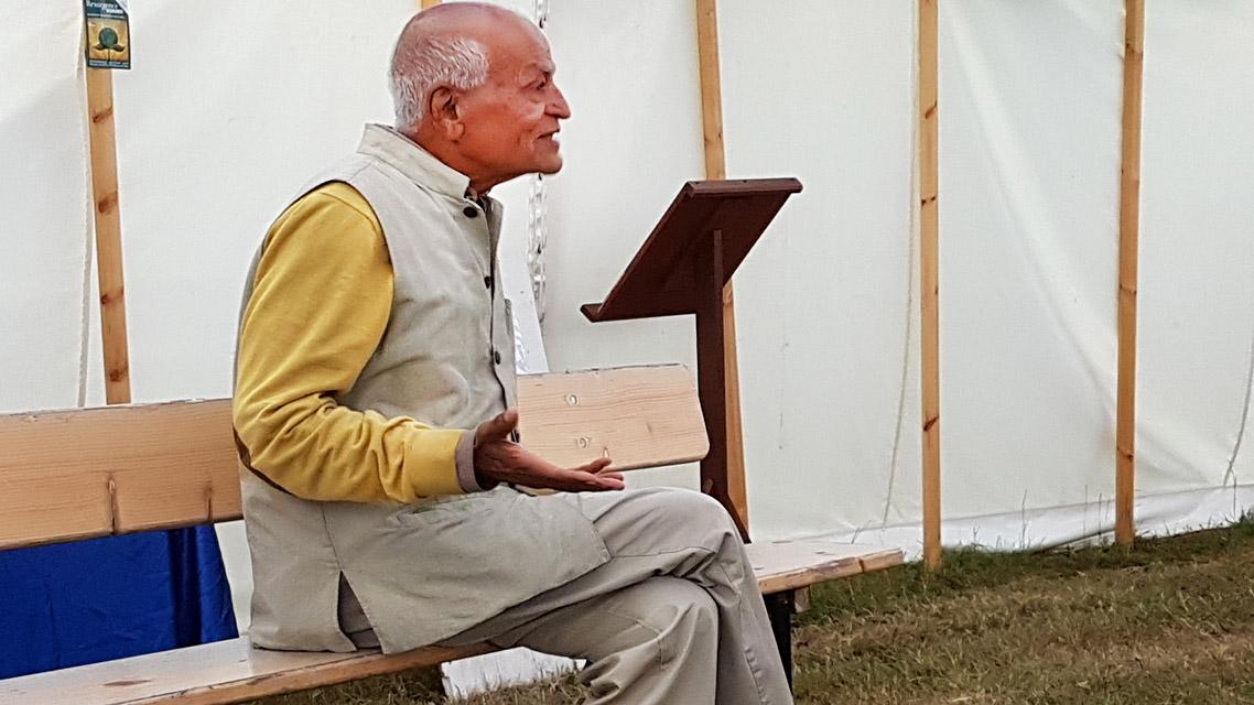Satish Kumar | Reverential Ecology